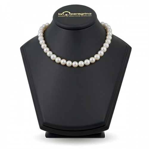 Ожерелье из жемчуга южных морей белого цвета