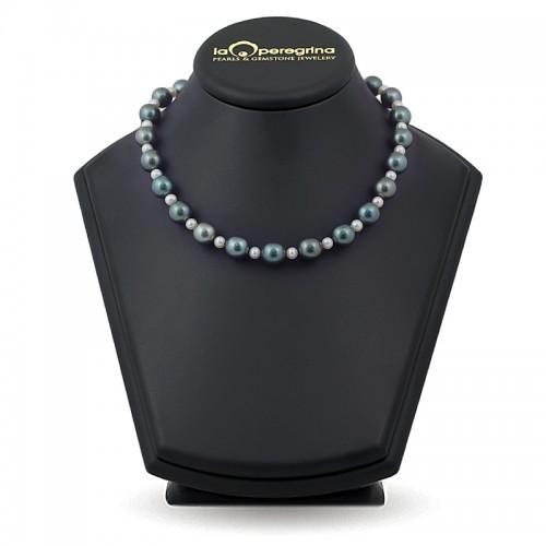 Ожерелье на жемчужную свадьбу из 30 таитянских жемчужин
