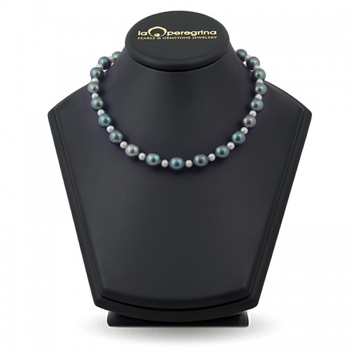 Ожерелье на жемчужную свадьбу из таитянского жемчуга