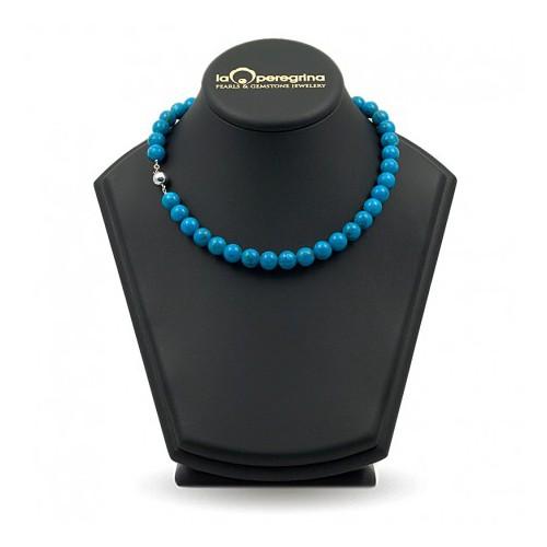 Ожерелье из натуральной бирюзы