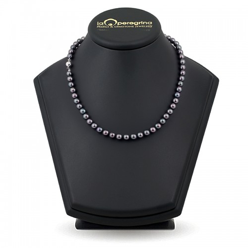 Ожерелье из морского жемчуга Akoya (Акойя, Акоя)