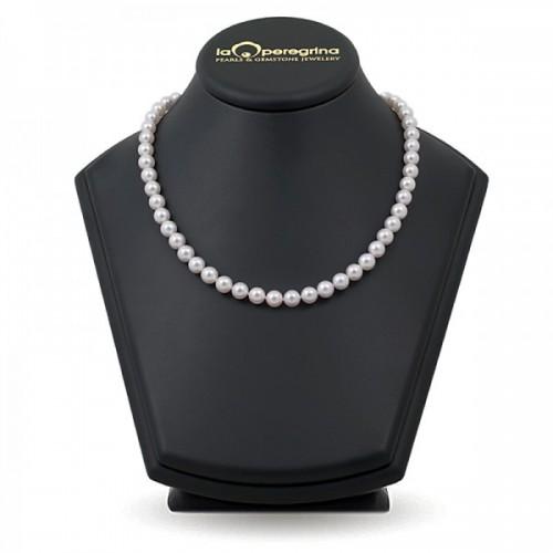 Ожерелье из морского жемчуга AKOYA (АКОЙЯ) 8,0 - 8,5 мм
