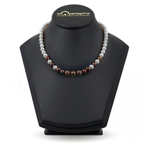 Ожерелье из пресноводного жемчуга