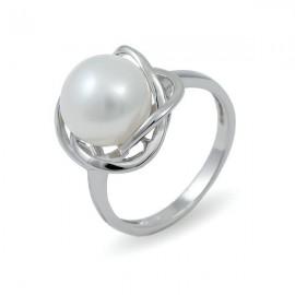 Кольца с пресноводным жемчугом